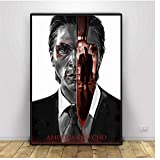 wzgsffs American Psycho Film Fan Poster Und   HD