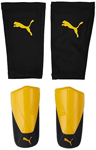 PUMA Unisex– Erwachsene ftblNXT ST Schienbeinschoner, Ultra Yellow Black, L