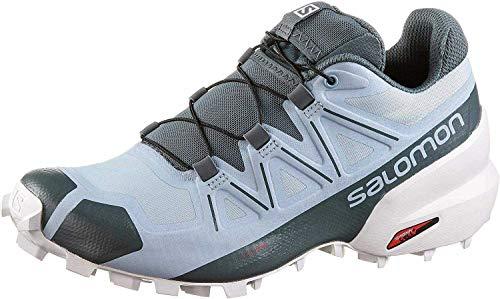 Salomon Women's Trail Running Shoes White White 8 UK White Size: 9 UK