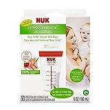 NUK Seal 'N Go Milk Storage Bags, 200 Count