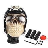 Pomello del cambio, Fydun testa del cranio dello scheletro Car Manual Pomello del cambio l...