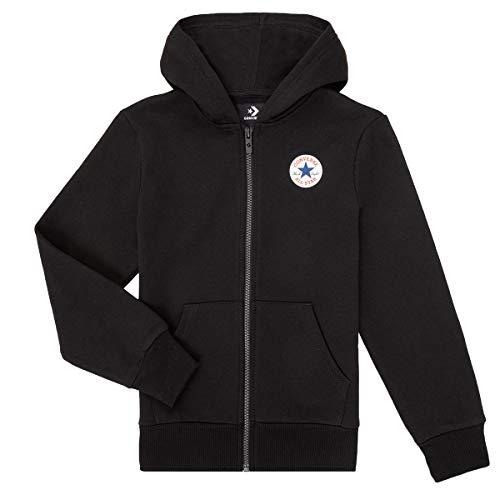 Converse 969473 Sweatshirts Und Fleecejacken Jungen Schwarz - 10 Ans (EU M) - Sweatshirts Sweater