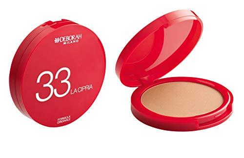 Deborah La Cipria N.29 Light Beige ad azione opacizzante, Texture leggera con un finish naturale, per una pelle omogenea e levigata