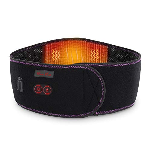 Heating Pad Back Massager for Lower Back Pain