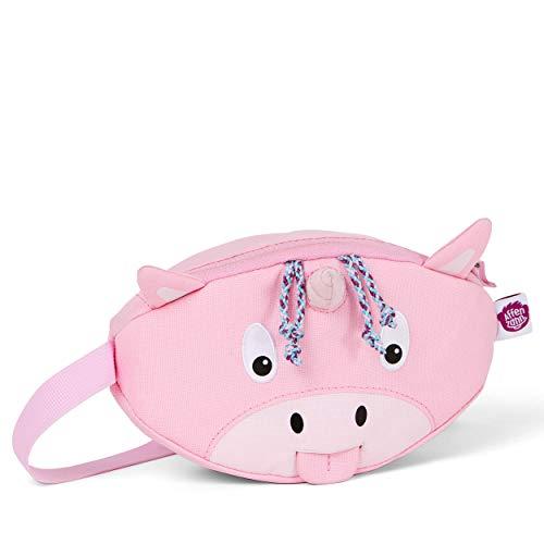 Affenzahn Bauchtasche für Kinder im Kindergarten - Einhorn - Pink - Pink
