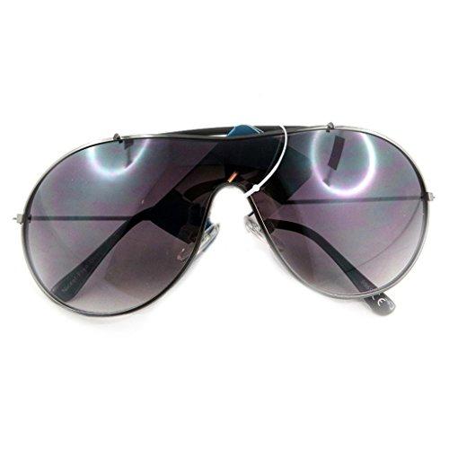 Les Trésors De Lily [L1939] - Gafas de sol 'Kost' negro.