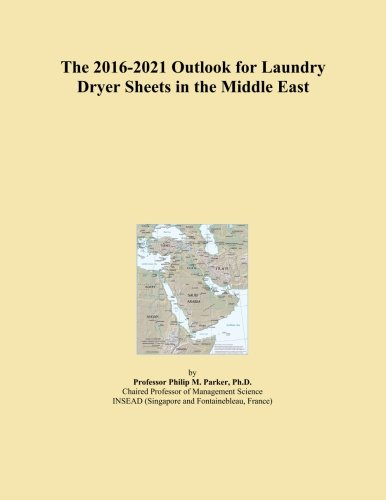The 2016-2021 Outlook for Laundry Dryer Sheets in the Middle East