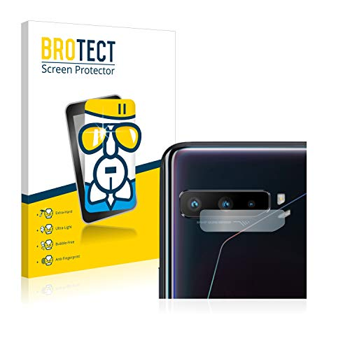 BROTECT Panzerglas Schutzfolie kompatibel mit Asus ROG Phone 3 Strix (Kamera) - AirGlass, extrem Kratzfest, Anti-Fingerprint, Ultra-transparent