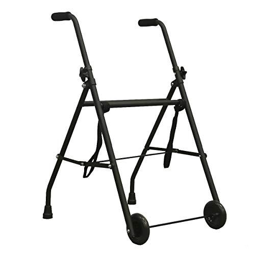 PEPE-ANDADOR, Andadores Ancianos Plegable, Andadores Adulto, Andador plegable, Andador con ruedas para mayores