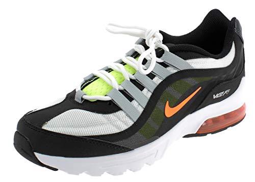 Nike Herren Air Max Vg-R Sneaker, White/TOTAL ORANGE-Anthracite, 42.5 EU