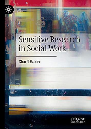 Sensitive Research in Social Work