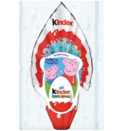 Kinder Ferrero - Peppa Pig - Gran Sorpresa - 150g