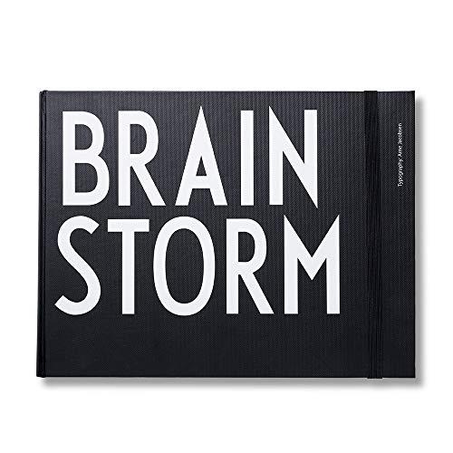 Design Letters Brainstorm notizbuch