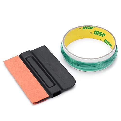 MJJEsports 10m Messen Lijn Tape Squeegee Grafische Vinyl Snijden Wrap Tool