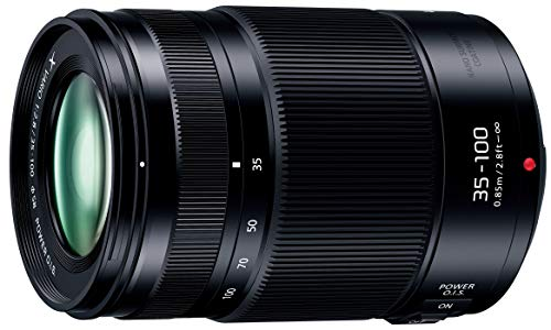 Panasonic Interchangeable Lens Lumix G X Vario 35-100mm / F2.8 II (H-HSA35100)