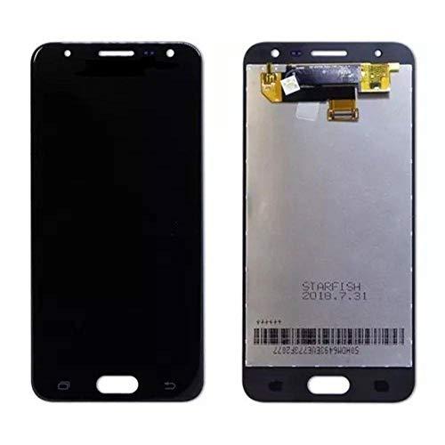 Tela Touch Frontal Display Lcd Samsung Galaxy J5 Prime G570 Preto Primeira Linha