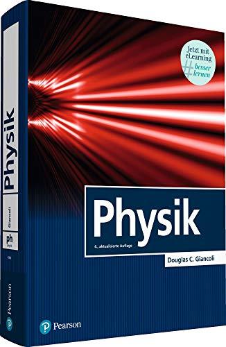 Physik. Mit eLearning-Zugang MyLab | Physik: Lehr- und Übungsbuch (Pearson Studium - Physik)