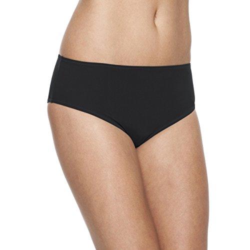 Rosa Faia Damen Comfort Bottom Bikinihose, Schwarz (Schwarz 001), (Herstellergröße: 42)