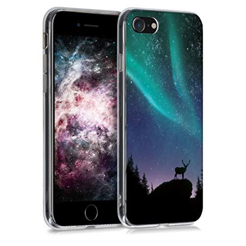 kwmobile Funda Compatible con Apple iPhone 7/8 / SE (2020) -