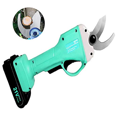 Affordable Ckssyao Electric Pruning Shears, Rechargeable Cordless Tree Branch Pruner, Garden Tree Br...