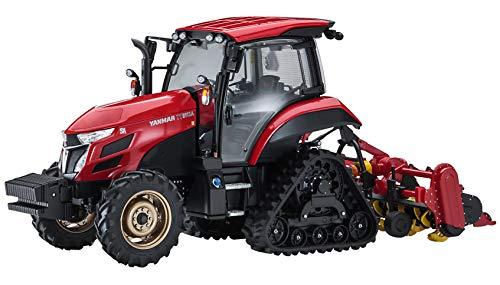 ハセガワ 1/35 ヤンマートラクター YT5113A デルタクローラ/ロータリー仕様 プラモデル 66107
