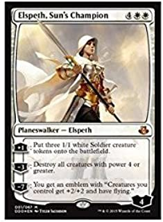 mtg elspeth sun's champion deck