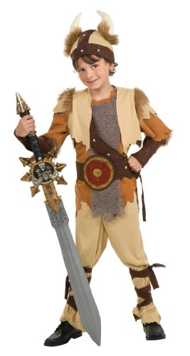 Rubie's Deluxe Viking Warrior Costume - Large (12-14) - http://coolthings.us