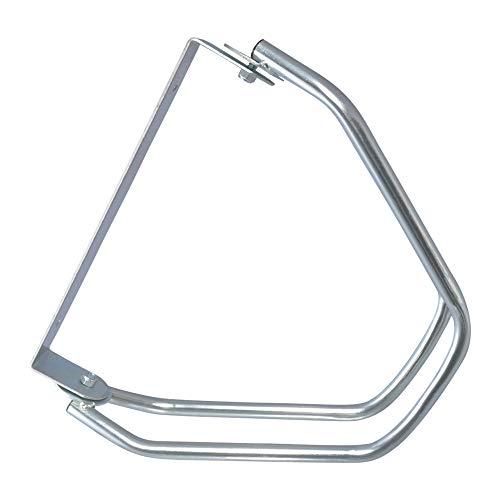 Fahrradständer zur Wandmontage Verstellwinkel: 0?180°, Wandhalterung für 1 Fahrrad, galvanisiert
