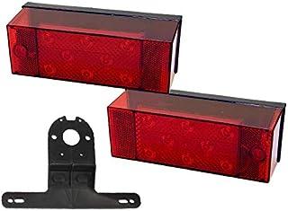 Kit de luzes de reboque traseiras de LED PM V947 para reboques de 203 cm de largura e acima