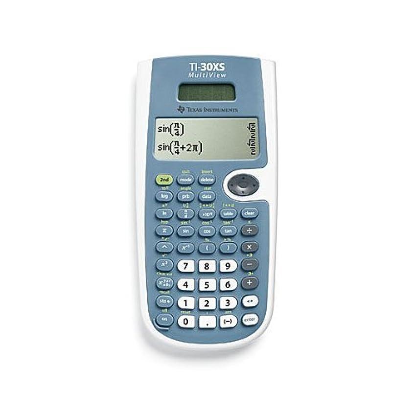 設計保持排他的Texas Instruments TI-30XS MultiView Scientific Calculator by Texas Instruments [並行輸入品]
