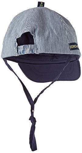 Brums Fantino Denim Rigato Legg. Cappello da Sole, Blu (Blu Scuro (Jeans) 01 289), 37/39 (Taglia Unica: 0) Unisex-Bimbi
