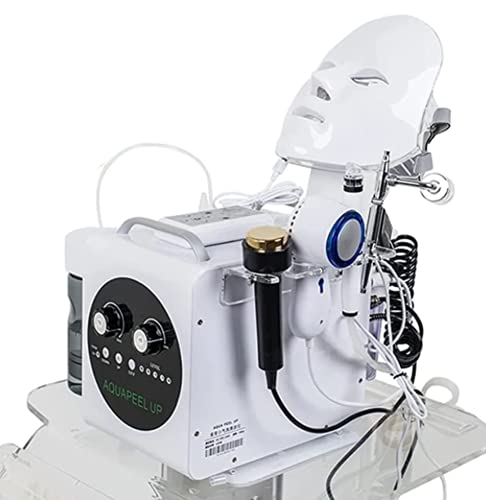 Phil Beauty Inicio De Instrumentos De Belleza Facial 7 En 1 Ultrasonido Las Pequeñas Burbujas Limpian Y Eliminan Los Puntos Negros Instrumento De Inyección De Oxígeno