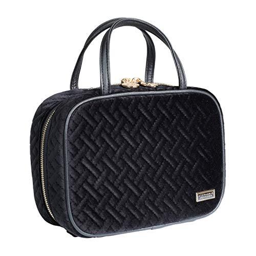 Stephanie Johnson Women's Milan Ml Traveler Bag, Black, One Size