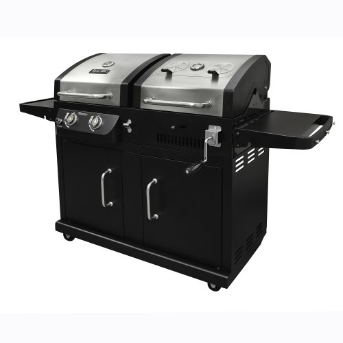 Dyna-Glo DGB730SNB-D Dual Fuel Grill a Gas Grills Products Service with