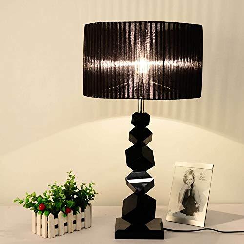 American Modern Crystal Fashion Wohnzimmer Schlafzimmer Esstischlampe Hotelzimmer Nachttischlampe 33 * 60cm