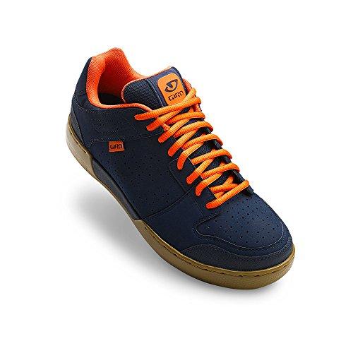 Giro Jacket MTB Shoes Dress Blue/Gum 37