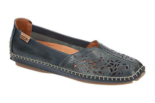 Pikolinos Jerez - Zapatos para Mujer, Color Azul, Talla 35 EU