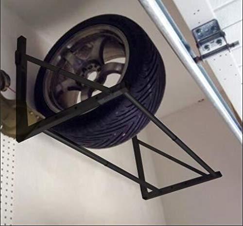 worktekk Reifenregal Wandmontage teleskopierbar Reifenständer Felgenständer Felgenhalter