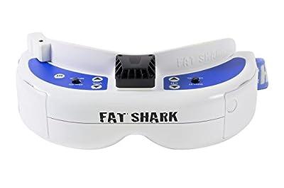Fatshark 17000300–Dominator V3FPV Video Glasses with Battery from Fatshark
