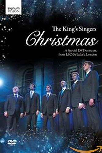 The King's Singers: Christmas [Reino Unido] [DVD]