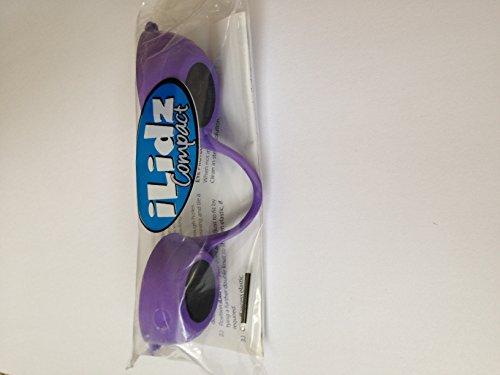 4-eyez iLidz Solariumschutzbrille UV-Schutzbrille Augenschutzbrille für Solarium Solar Schutz Brille Schutz Brille Schutzbrille Original