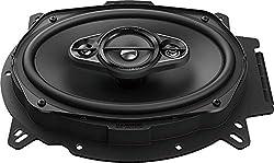 Pioneer TS-A940F 4-Way Car Speakers (Black),Pioneer India Electronics Pvt. Ltd.,TS–A940F
