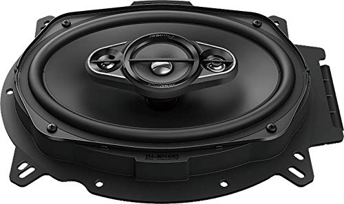 Pioneer TS-A940F 4-Way Car Speakers (Black)