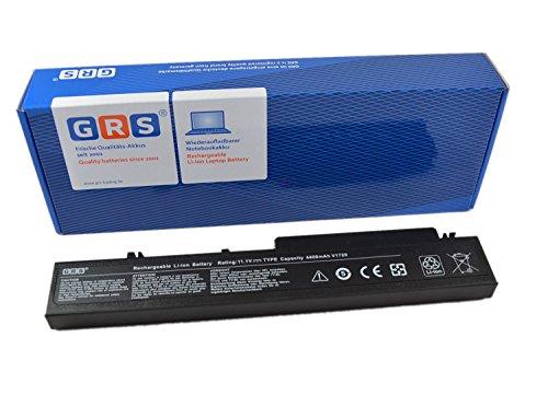 GRS Batterie pour Dell Vostro 1710, Dell Vostro 1720, remplacé: T117C, T118C, 451-10612, P726C, 312-0741, Laptop Batterie 4400mAh,10,8V/11,1V