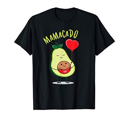 Embarazo Mamacado - futura madre Camiseta