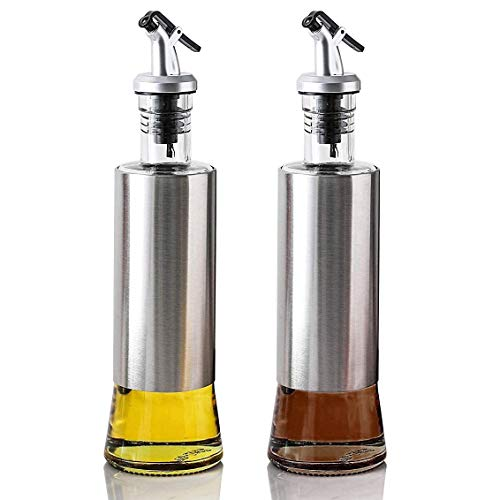 Olive Oil and Vinegar Dispenser