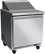 Centaur Centaur Plus Sandwich/salad Top Refrigerator, 7 Cu.