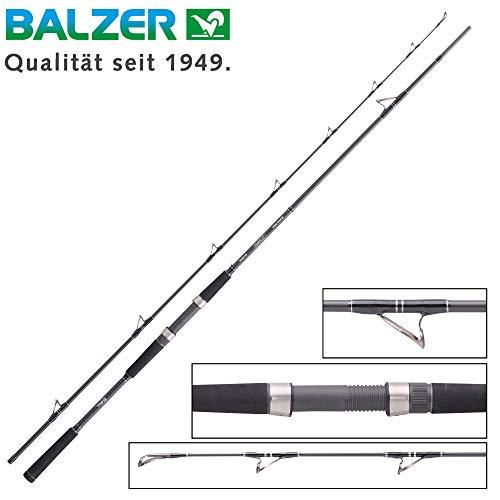 Balzer 71 North Flexo Pilk 2,40m 50-200g - Pilkrute zum Pilkangeln auf Dorsche & Seelachse, Meeresrute, Dorschrute zum Pilken