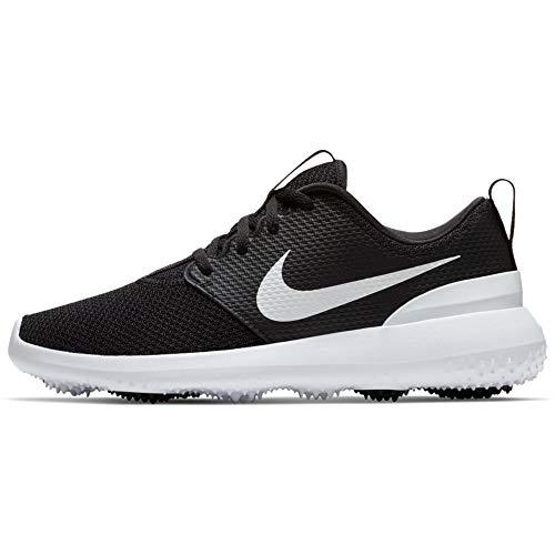 Nike Roshe G Spikeless Golf Shoes 2018 Women Black/White Medium 8.5