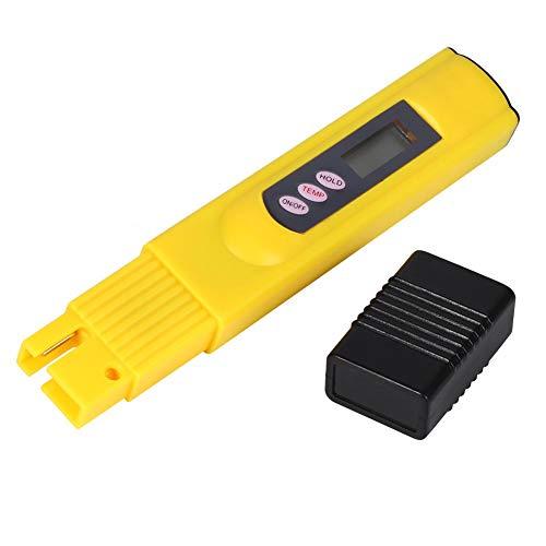 Detector de Calidad de Agua LCD Digital Analizador de Minera